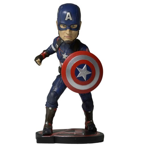 Actionfigur Captain America  254612
