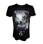 T-Shirt Assassins Creed Unity - Arno Streets of Paris