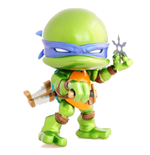 Teenage Mutant Ninja Turtles Action Vinyl Figur Leonardo Metallic 20 cm