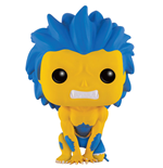 Street Fighter POP! Games Vinyl Figur Blanka Yellow 9 cm