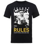 T-Shirt Johnny Cash 254817