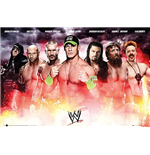 Poster WWE  254949