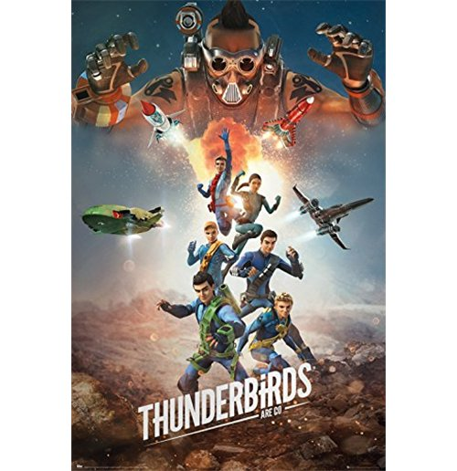 Poster Thunderbirds 254972