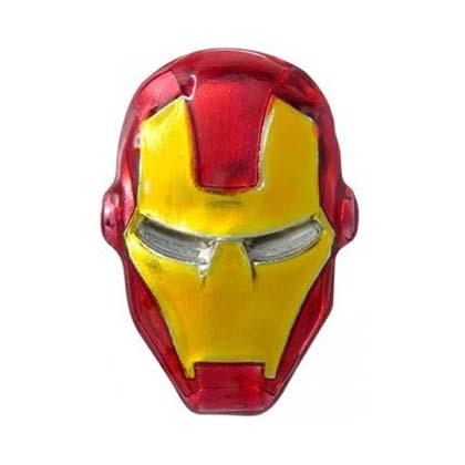 Brosche Iron Man