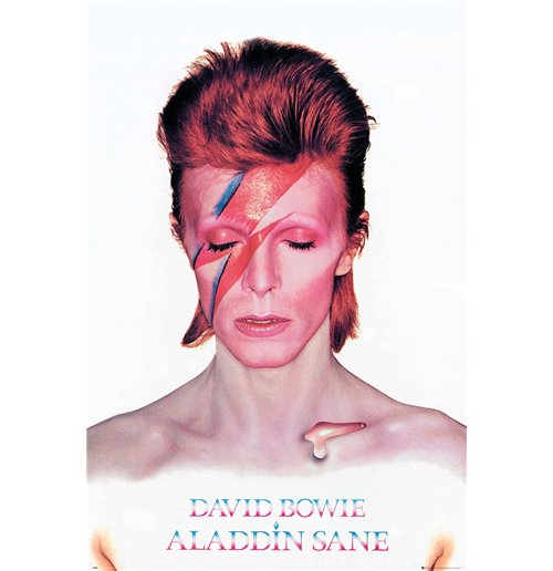 Poster David Bowie  255199
