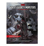 Dungeons & Dragons RPG Volo's Guide to Monsters englisch
