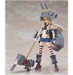 Kantai Collection Actionfigur Alloy Shimakaze 19 cm