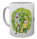 Tasse Rick and Morty 255333