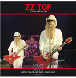 Vinyl Zz Top - Live At The Capitol Theatre New Jersey Ny - June 15 1980