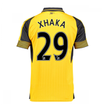 Trikot Arsenal 2016-2017 Away (Xhaka 29)