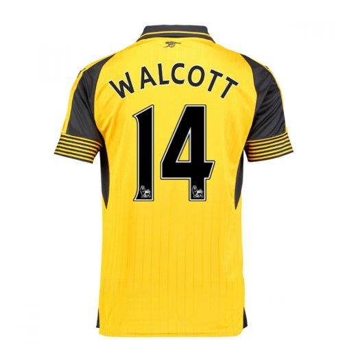 Trikot Arsenal 2016-2017 Away (Walcott 14) - Kinder