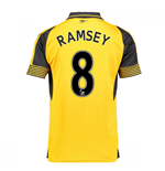 Trikot Arsenal 2016-2017 Away (Ramsey 8) - Kinder