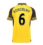 Trikot Arsenal 2016-2017 Away (Koscienlny 6)