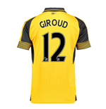 Trikot Arsenal 2016-2017 Away (Giroud 12) - Kinder