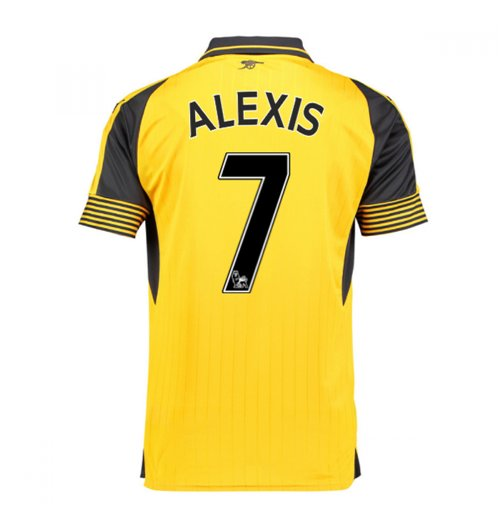 Trikot Arsenal 2016-2017 Away 9alexis 7) - Kinder