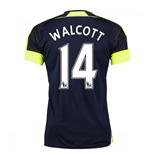 Trikot Arsenal 2016-2017 Third (Walcott 14) - Kinder