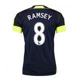 Trikot Arsenal 2016-2017 Third (Ramsey 8) - Kinder
