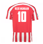 Trikot Athletic Bilbao 2016-2017 Home (Iker Munian 10)