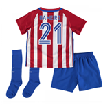 Trikot Atletico Madrid 2016-2017 (Gameiro 21)