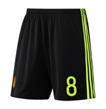 Shorts Belgien Fussball 2016-2017 Home (8)