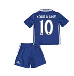 Mini Set Chelsea 2016-2017 Home - Personalisierbar