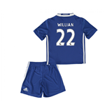 Mini Set Chelsea 2016-2017 Home (Willian 22)