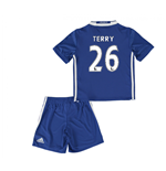 Mini Set Chelsea 2016-2017 Home (Terry 26)