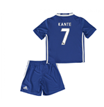 Mini Set Chelsea 2016-2017 Home (Kante 7)