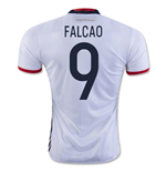 Trikot Kolumbia Fussball 2016-2017 Home (Falcao 9)