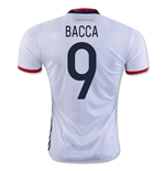 Trikot Kolumbia Fussball 2016-2017 Home (Bacca 9)
