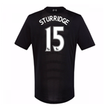 Trikot Liverpool FC 2016-2017 Away (Sturridge 15) Kinder