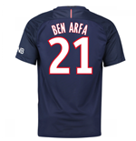 Trikot Paris Saint-Germain 2016-2017 Home (Ben Arfa 21) - Kinder