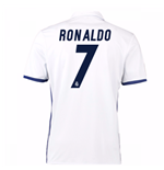 Trikot Real Madrid Home 2016/17 (Ronaldo 7) - Kinder