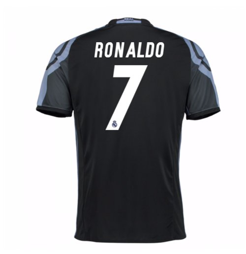 Trikot Real Madrid Third 2016/17 (Ronaldo 7) - Kinder