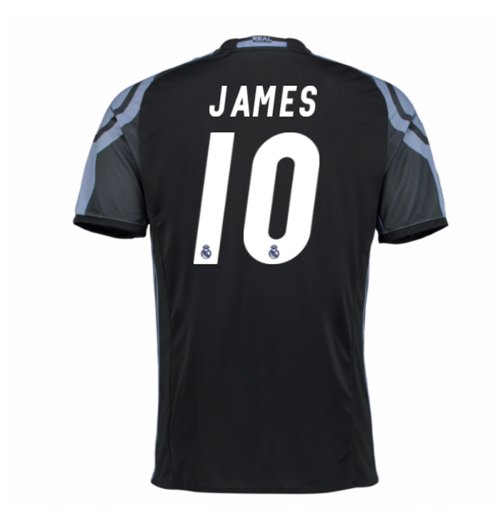 Trikot Real Madrid Third 2016/17 (James 10) - Kinder