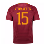 Trikot  AS Rom 2016-2017 Home 2016/17 (Vermaelen 15)