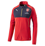 Sweatshirt Arsenal 2016-2017 (Rot)