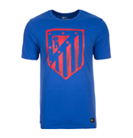 T-Shirt Atletico Madrid 2016-2017 (Blau)