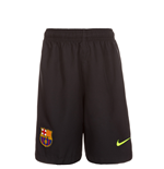 Shorts Barcelona 2016-2017 Home (Schwarz) Kinder