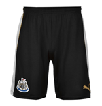 Shorts Newcastle United 2016-2017 Home (Schwarz)