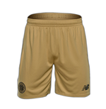 Shorts Celtic 2016-2017 Away (Gold)