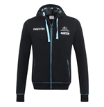Sweatshirt Glasgow Warriors 2016-2017 (Schwarz)