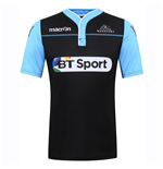 Trikot Glasgow Warriors 2016-2017 (Schwarz)