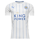 Trikot Leicester City F.C. 2016-2017 Third