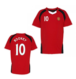 T-Shirt Manchester United FC (Rooney 10)