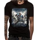 T-Shirt Gears of War 258241