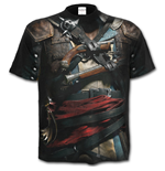 T-Shirt  Assassins Creed Iv Black Flag