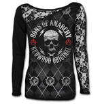 Longsleeve Trikot Spiral Sons of Anarchy Redwood Original