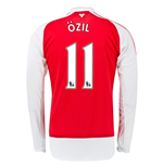 Trikot Arsenal 2015-2016 Home
