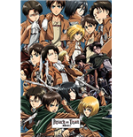 Poster Attack on Titan 258889